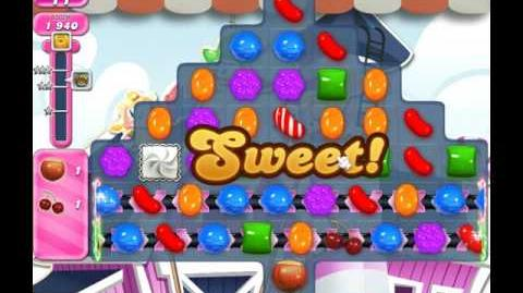 Candy Crush Saga Level 1893 ( New with 18 Moves ) No Boosters 2 Stars