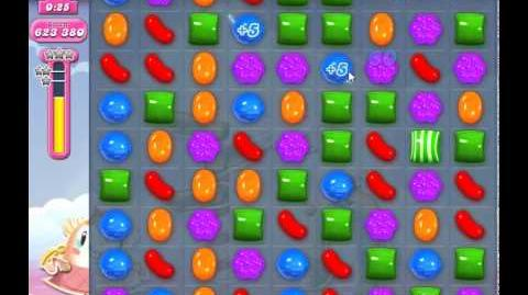 Candy Crush Saga Level 880