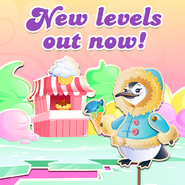 New levels released 72