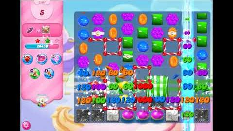 Candy Crush Saga - Level 3504 - No boosters ☆☆☆
