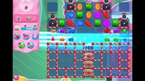 Candy Crush Saga - Level 3652 - No boosters ☆☆☆