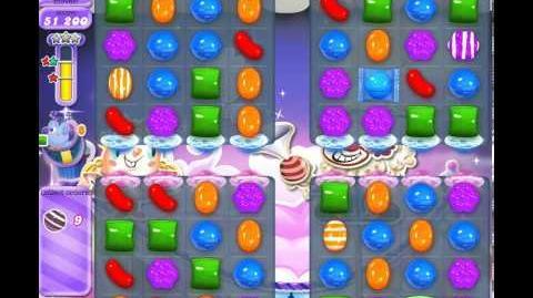 Candy Crush Saga Dreamworld Level 182 (3 Stars)