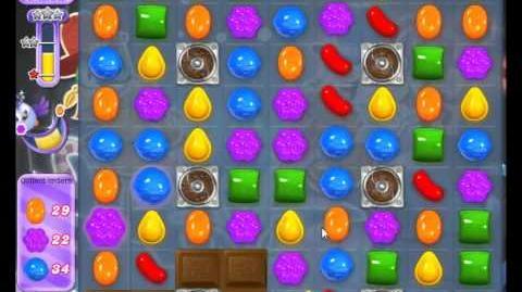 Candy Crush Saga Dreamworld Level 319 (Traumwelt)