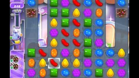 Candy Crush Saga Dreamworld Level 441 (no booster)