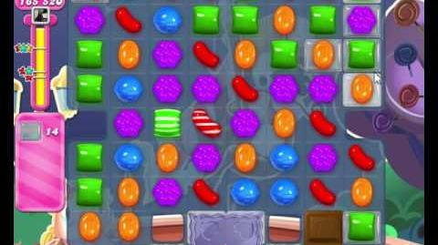 Candy Crush Saga LEVEL 2195 NO BOOSTERS