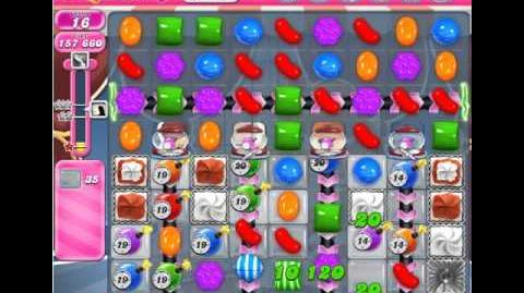 Candy Crush Saga Level 1107-0