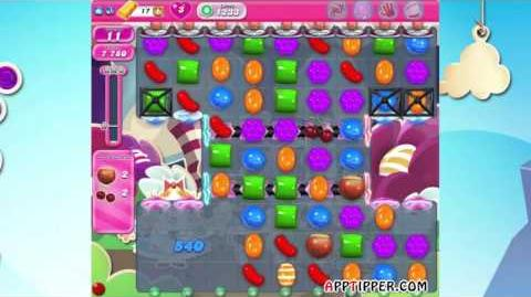 Candy Crush Saga Level 1233