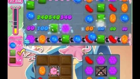 Candy Crush Saga Level 1608
