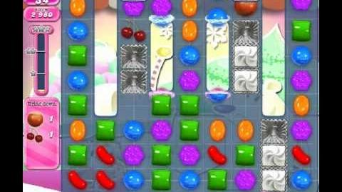 Candy Crush Saga Level 259 - 3 Star