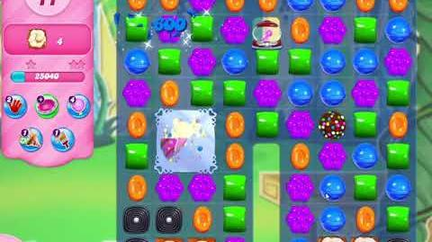 Candy Crush Saga Level 2947 NO BOOSTERS