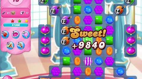 Candy Crush Saga Level 3171 NO BOOSTERS