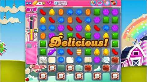 Candy Crush Saga - Level 342 - No boosters ☆☆☆