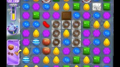 Candy Crush Saga Dreamworld Level 406 (Traumwelt)