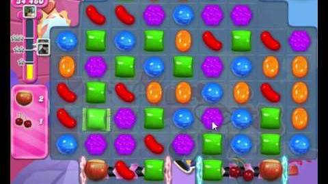 Candy Crush Saga LEVEL 2278 NO BOOSTERS (25 moves)