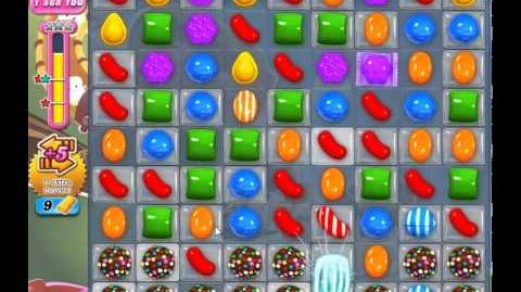 Candy Crush Saga Level 1055 - WE ♥ CANDY CRUSH!