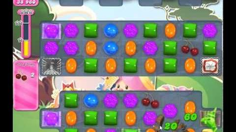 Candy Crush Saga Level 1142