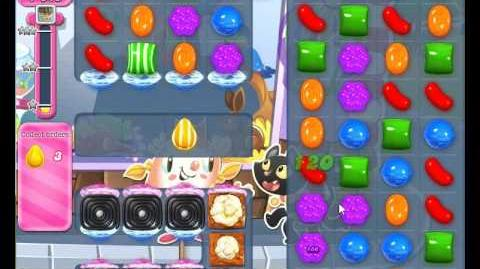 Candy Crush Saga Level 1154 NO BOOSTER (current version)