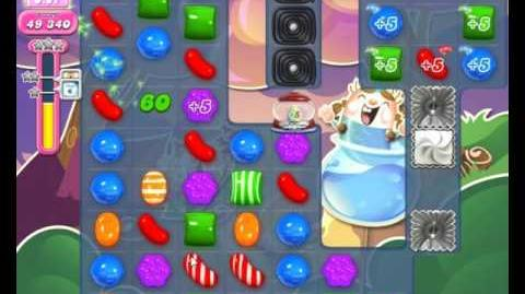 Candy Crush Saga Level 1753 Hard Level NO BOOSTER (3rd Version - Added Extra Time Candy Cannon)