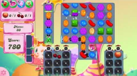 Candy Crush Saga Level 2500