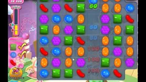 Candy Crush Saga Level 764