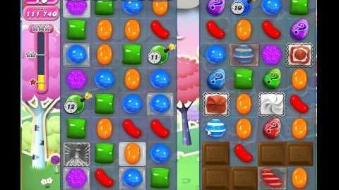 Candy Crush Saga Level 938 No Booster