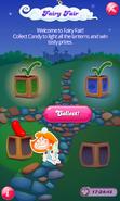 Fairy Fair Red Candy Lantern