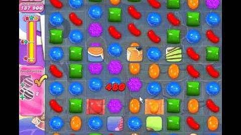 Candy Crush Level 655 ★★★ No Boosters!!