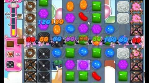 Candy Crush Saga Level 1713 Hard Level NO BOOSTER (Glitch Fix)