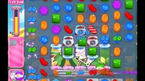 Candy Crush Saga Level 2007 - NO BOOSTERS