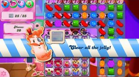 Candy Crush Saga Level 2576 NO BOOSTERS