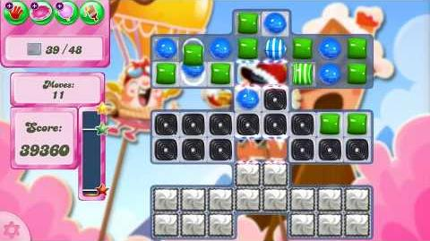 Candy Crush Saga Level 2626 NO BOOSTERS