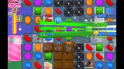 Candy Crush Saga Level 410 ( New with 25 Moves and 5 Candy Colours ) No Boosters 3 Stars