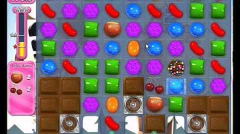 Candy Crush Saga level 709 No booster used!