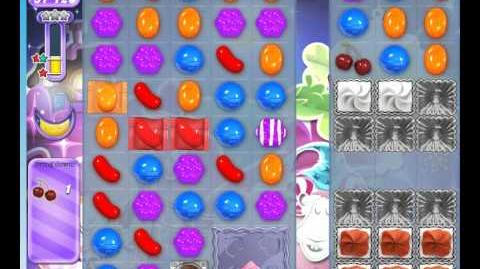 Candy Crush Saga - DreamWorld level 460 (No Boosters)