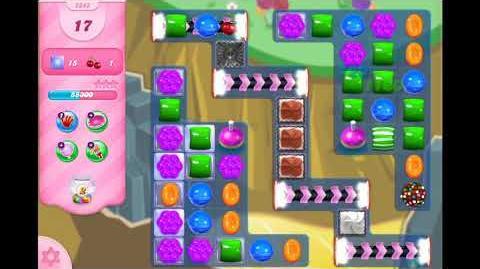 Candy Crush Saga - Level 2843 - No boosters