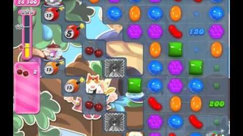 Candy Crush Saga Level 1671 - NO BOOSTERS