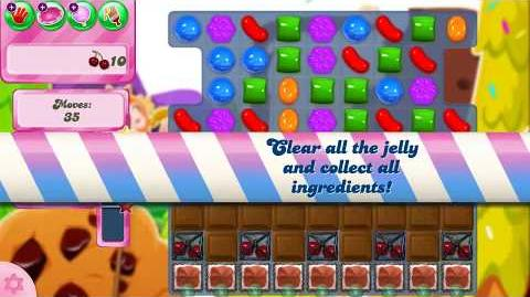 Candy Crush Saga Level 2596 NO BOOSTERS