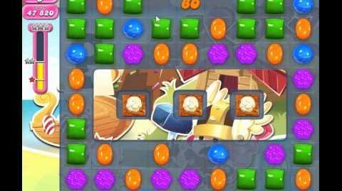 Candy Crush Saga Level 792 (No booster, 3 Stars)