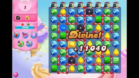 Candy Crush Saga - Level 3455 - No boosters ☆☆☆