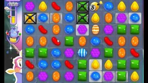 Candy Crush Saga Dreamworld Level 106 (Traumwelt)