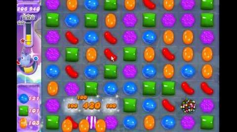 Candy Crush Saga Dreamworld Level 435 (3 star, No boosters)