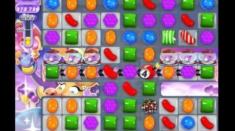 Candy Crush Saga Dreamworld Level 538 (No booster, 3 Stars)