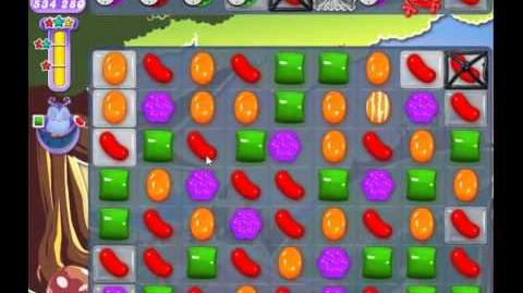 Candy Crush Saga Dreamworld Level 658 (Traumwelt)