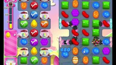 Candy Crush Saga LEVEL 2198 NO BOOSTERS