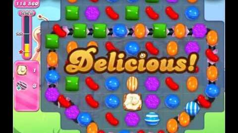 Candy Crush Saga Level 1795 - NO BOOSTERS