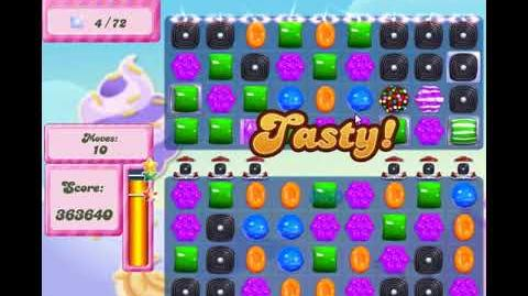 Candy Crush Saga Level 2700 Group level 2780 Last level No boosters ☆☆☆