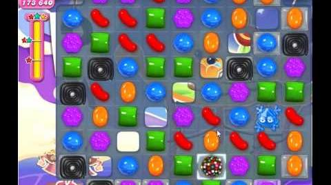 Candy Crush Saga Level 652