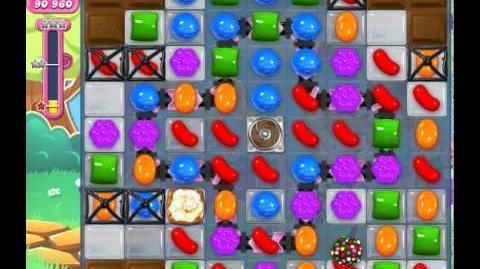Candy Crush Saga Level 907