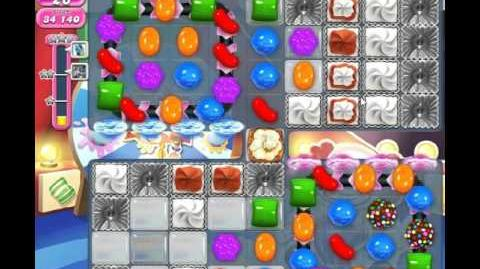 Candy crush saga level 1376