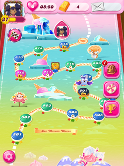 Ice Cream Caves HTML5
